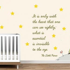 Little Prince Nursery Wall Sticker ..