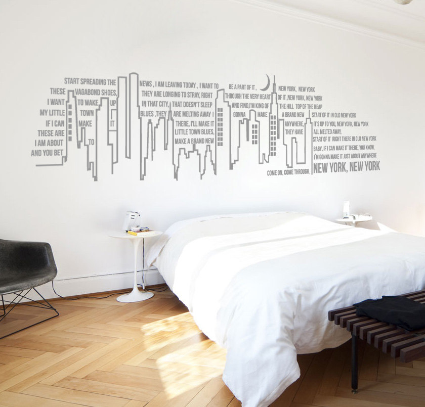 these typographic wall art - photo #35