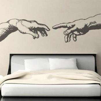 The Creation Wall Design Sticker for Housewares